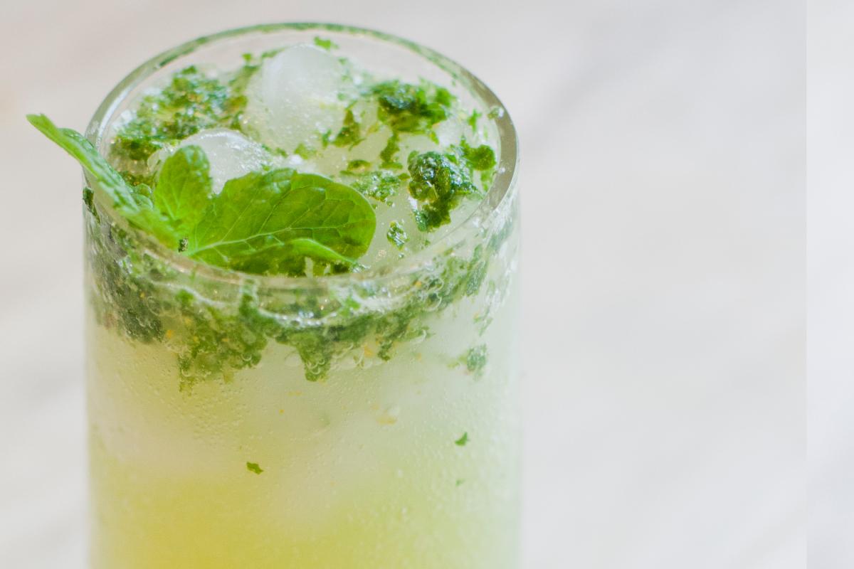 Lemon Ginger Elixir